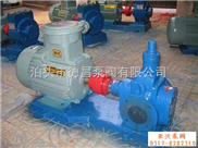 YCB不锈钢齿轮泵和CB稠油泵