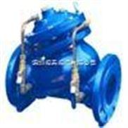 JD745X多功能水泵控制阀,活塞式隔膜式水泵控制阀