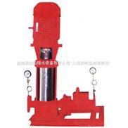 特价直销立式多级稳压缓冲消防泵