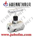 进口陶瓷芯针型阀-进口陶瓷芯针型阀