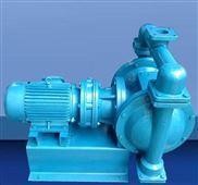 DBY電動隔膜泵(擺線針輪),第二代電動隔膜泵,新型電動隔膜泵