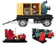 ZW型移動式柴油機自吸泵-防臺防汛城市移動搶險排水專業柴油機吸水泵