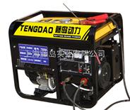 190A汽油发电电焊机组