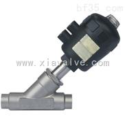 BDJ-04F-灌装机专用焊接式气动角座阀 专业厂家生产