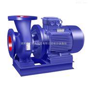 管道离心泵益阳卧式管道泵型号ISW管道离心泵南方泵业管道泵