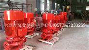 XBD-L立式单级消防泵,无泄漏消防泵,CCC认证企业