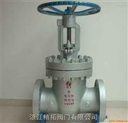 Z41H-100高壓鑄鋼閘閥