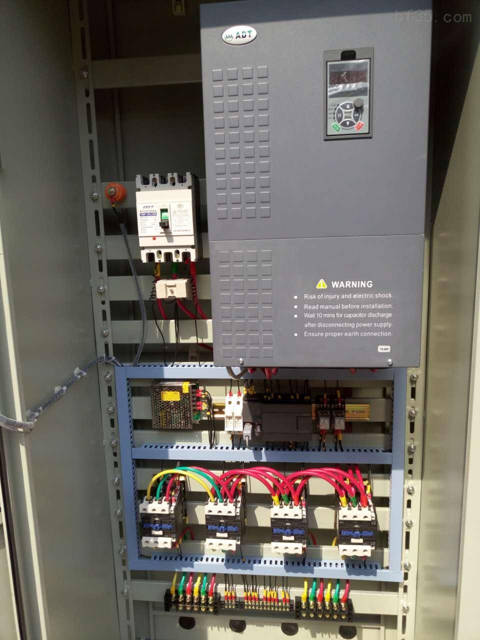 30kw消防泵电机接线图
