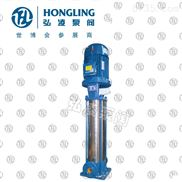 25GDL2-12*3立式不锈钢多级泵,轻型不锈钢多级泵,多级管道泵