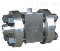 Q961N-160高压焊接球阀