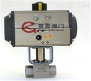 氣動高壓球閥Q621N