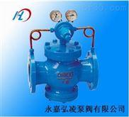 YK43X氣體減壓閥,活塞式氣體減壓閥,煤氣減壓閥
