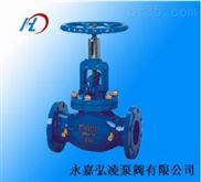 KPF平衡阀,截止式流量平衡阀,手动法兰式平衡阀