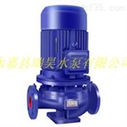 ISG單級單吸立式管道泵