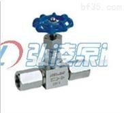 JJM1压力表针型阀,不锈钢压力表针型阀,仪表高压针型阀