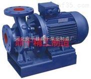 优质量ISW型卧式管道泵价格鼎千专业生产厂家
