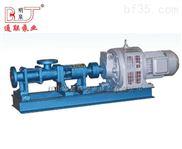 G-G型电磁调速螺杆泵