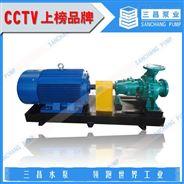 日照臥式DG型多級離心泵,DG型給水泵,三昌