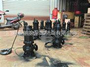 固定式排污泵,QW排污泵排名,一般介质的潜水排污泵