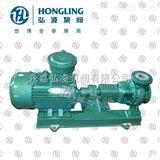 IHF氟塑料襯里離心泵,氟塑料離心泵,合金化工泵
