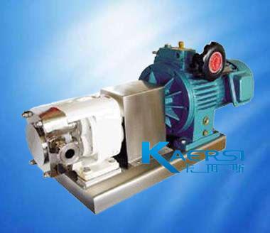 LQ3A 不銹鋼轉子泵